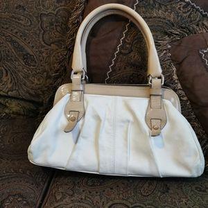 Stuart Weitzman authentic leather bag